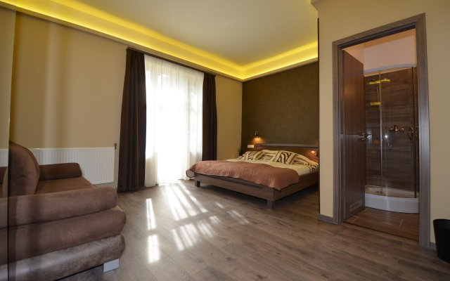 Отель Fig Tree House Budapest комната для гостей