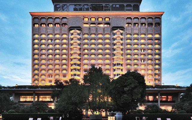 The Taj Mahal Hotel вид на фасад