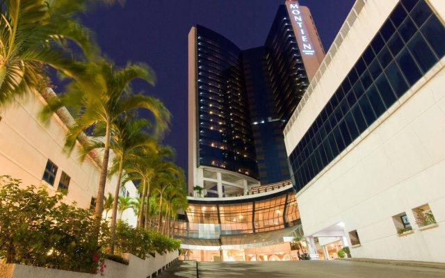 Montien Riverside Hotel вид на фасад