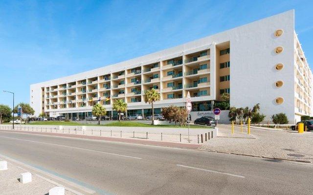 Hotel Apartamento Dunamar вид на фасад