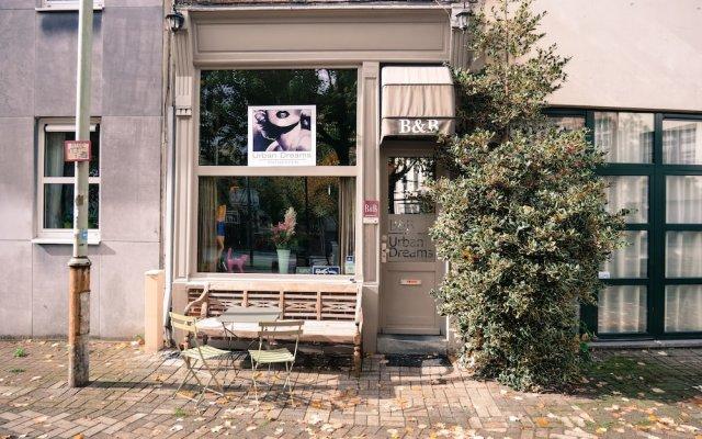 Отель B&B Urban Dreams Бельгия, Антверпен - отзывы, цены и фото номеров - забронировать отель B&B Urban Dreams онлайн вид на фасад