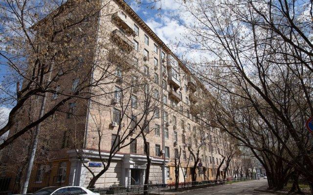 Апартаменты Kvart Boutique City вид на фасад