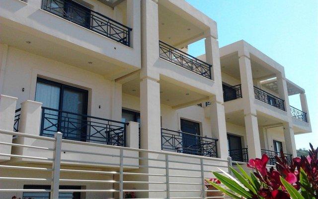 Отель Sugar and Almond - Luxury Apartments Греция, Корфу - отзывы, цены и фото номеров - забронировать отель Sugar and Almond - Luxury Apartments онлайн вид на фасад