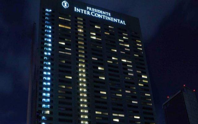 Отель InterContinental Presidente Mexico City, an IHG Hotel Мексика, Мехико - отзывы, цены и фото номеров - забронировать отель InterContinental Presidente Mexico City, an IHG Hotel онлайн вид на фасад