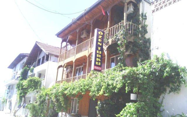 OzenTurku Hotel Турция, Памуккале - отзывы, цены и фото номеров - забронировать отель OzenTurku Hotel онлайн вид на фасад