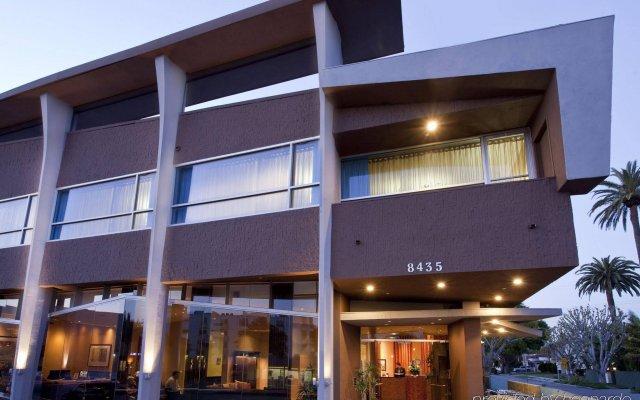 Elan Hotel вид на фасад