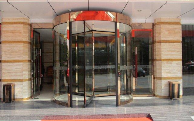 Отель Guangzhou Wassim Hotel Китай, Гуанчжоу - отзывы, цены и фото номеров - забронировать отель Guangzhou Wassim Hotel онлайн вид на фасад