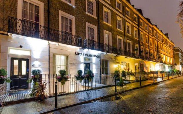 Royal Cambridge Hotel вид на фасад