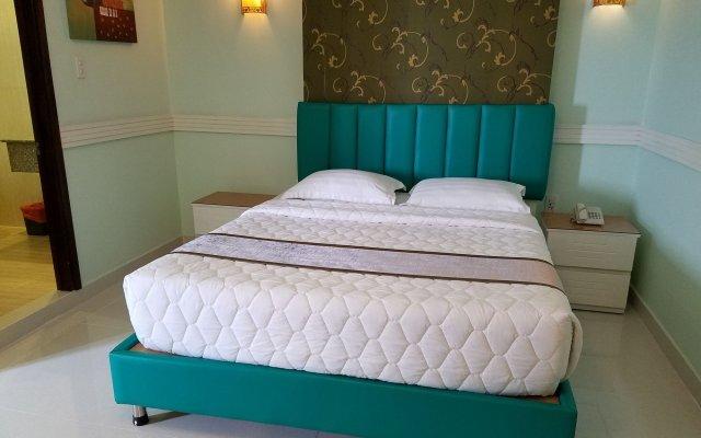 Отель Fortune 1127 Hotel Вьетнам, Хошимин - отзывы, цены и фото номеров - забронировать отель Fortune 1127 Hotel онлайн вид на фасад