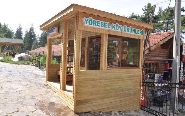 Garden Termal Otel Турция, Болу - отзывы, цены и фото номеров - забронировать отель Garden Termal Otel онлайн вид на фасад