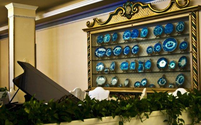 Отель Abano Ritz Италия, Абано-Терме - 13 отзывов об отеле, цены и фото номеров - забронировать отель Abano Ritz онлайн вид на фасад