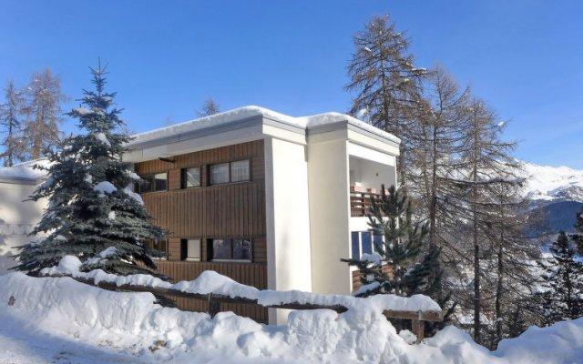 Отель Chesa Cripels II Швейцария, Санкт-Мориц - отзывы, цены и фото номеров - забронировать отель Chesa Cripels II онлайн вид на фасад