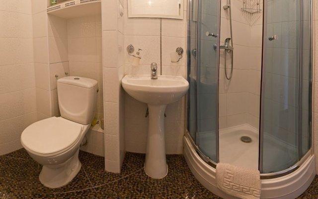 Отель Apart Kiev Igorevskaya 2-6 Киев ванная