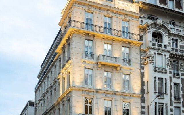 Отель Okko Hotels Lyon Pont Lafayette Франция, Лион - отзывы, цены и фото номеров - забронировать отель Okko Hotels Lyon Pont Lafayette онлайн вид на фасад