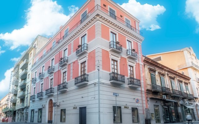 Отель Mariella's House Капуя вид на фасад