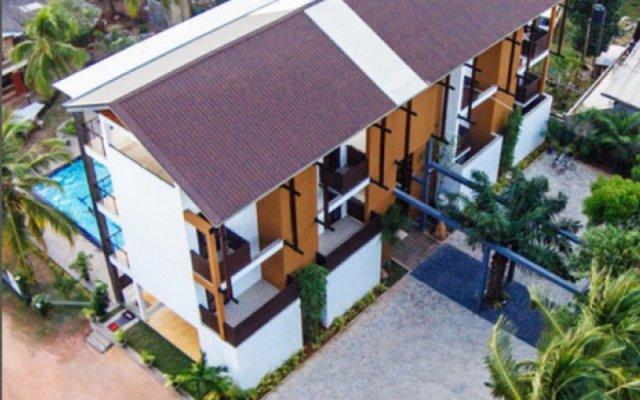 Olanro Hotel вид на фасад