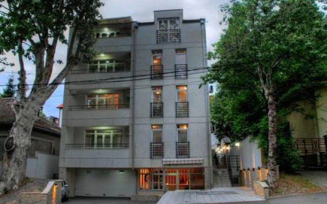 Апарт-Отель Vila Bulevar вид на фасад