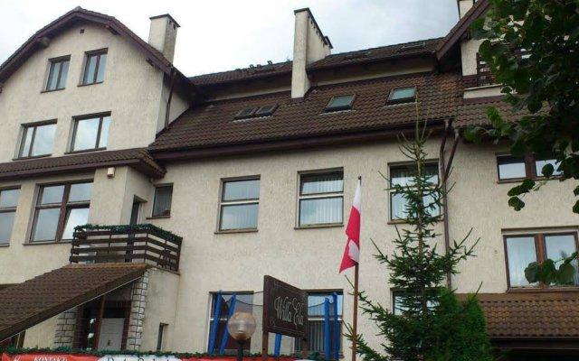 Отель Willa Ela вид на фасад