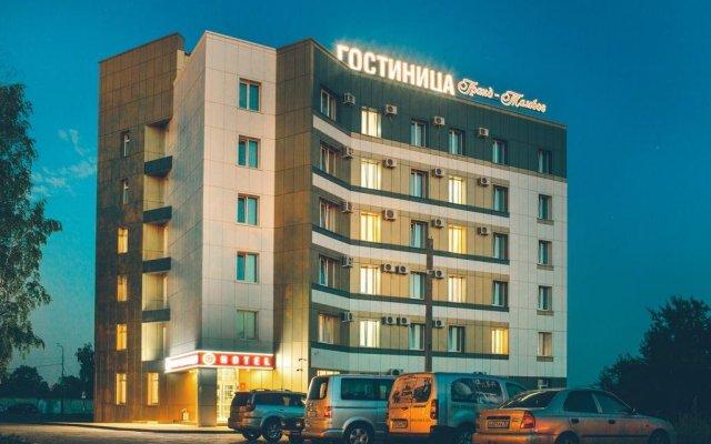 Гостиница Гранд-Тамбов вид на фасад