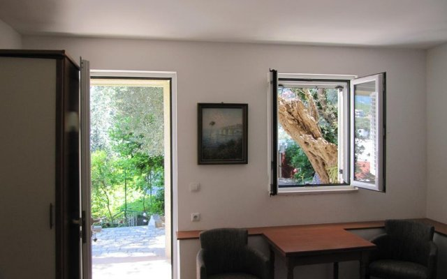 Апартаменты Apartments Villa Pržno Пржно комната для гостей