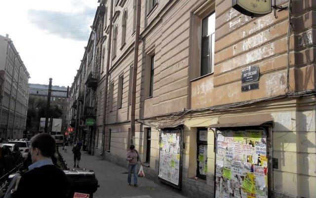 Гостиница Берег в Санкт-Петербурге - забронировать гостиницу Берег, цены и фото номеров Санкт-Петербург вид на фасад