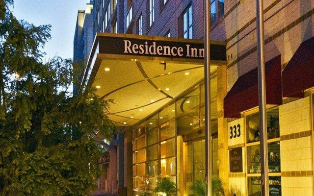 Отель Residence Inn Washington, DC /Capitol США, Вашингтон - отзывы, цены и фото номеров - забронировать отель Residence Inn Washington, DC /Capitol онлайн вид на фасад