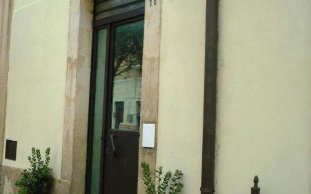 Отель Sogno Vacanze Siracusa Сиракуза вид на фасад