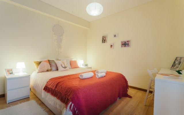 Отель Best Houses 24 - New & Stunning Apartment Португалия, Пениче - отзывы, цены и фото номеров - забронировать отель Best Houses 24 - New & Stunning Apartment онлайн комната для гостей