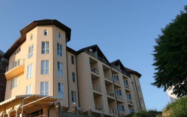 Гостиница Аранда в Сочи отзывы, цены и фото номеров - забронировать гостиницу Аранда онлайн вид на фасад