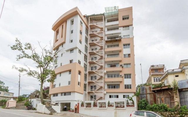 Отель Retreat Serviced Apartments Непал, Катманду - отзывы, цены и фото номеров - забронировать отель Retreat Serviced Apartments онлайн вид на фасад