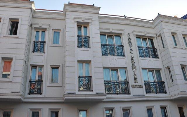 Sarnic Premier Hotel Стамбул вид на фасад