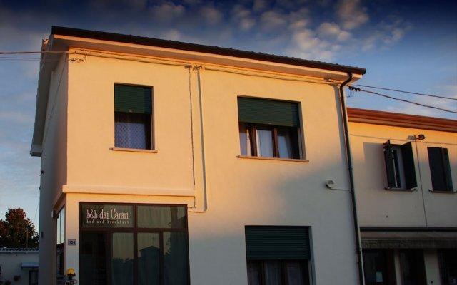 Отель B&B dai Carari Италия, Мира - отзывы, цены и фото номеров - забронировать отель B&B dai Carari онлайн вид на фасад