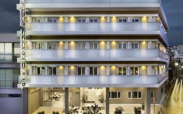 Отель Jason Inn Греция, Афины - отзывы, цены и фото номеров - забронировать отель Jason Inn онлайн вид на фасад