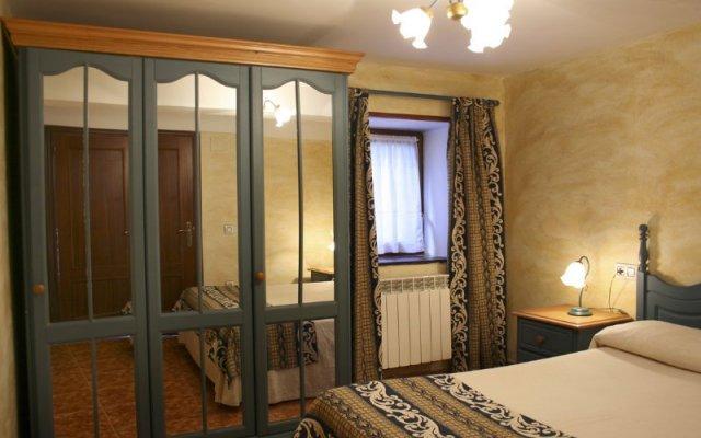 Отель Rurales el Requexu комната для гостей