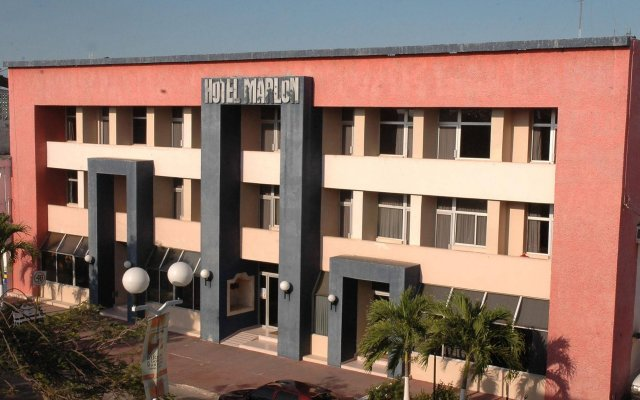 Hotel Marlon in Chetumal, Mexico from 39$, photos, reviews - zenhotels.com hotel front