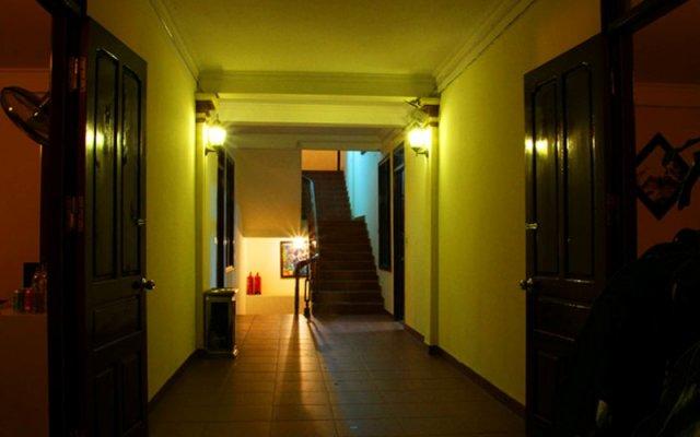 Отель Sapa Luxury Шапа вид на фасад