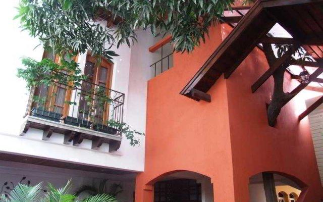 Отель Casa del Arbol Centro Гондурас, Сан-Педро-Сула - отзывы, цены и фото номеров - забронировать отель Casa del Arbol Centro онлайн вид на фасад