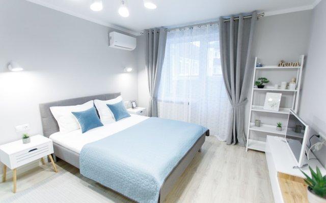 Apart-Hotel LAVINA Сумы комната для гостей