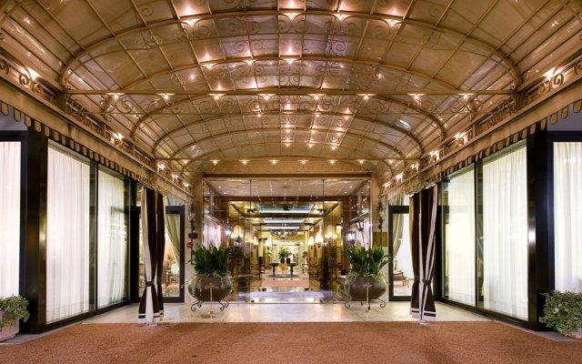 Отель Abano Ritz Hotel Terme Италия, Абано-Терме - 13 отзывов об отеле, цены и фото номеров - забронировать отель Abano Ritz Hotel Terme онлайн вид на фасад