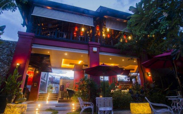 Отель Kirikayan Boutique Resort вид на фасад