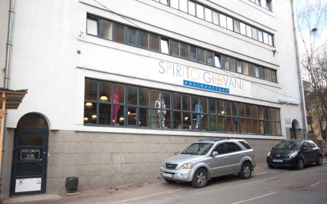 Гостиница Vyborghostel в Выборге - забронировать гостиницу Vyborghostel, цены и фото номеров Выборг вид на фасад