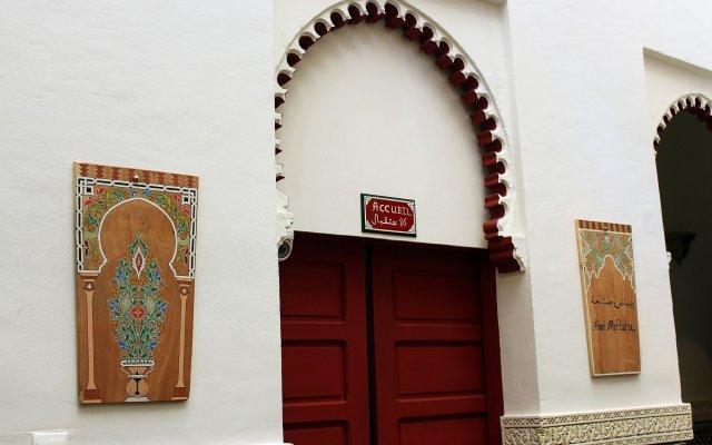 Отель Riad Meftaha Марокко, Рабат - отзывы, цены и фото номеров - забронировать отель Riad Meftaha онлайн вид на фасад
