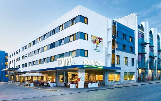 Tallink Express Hotel вид на фасад