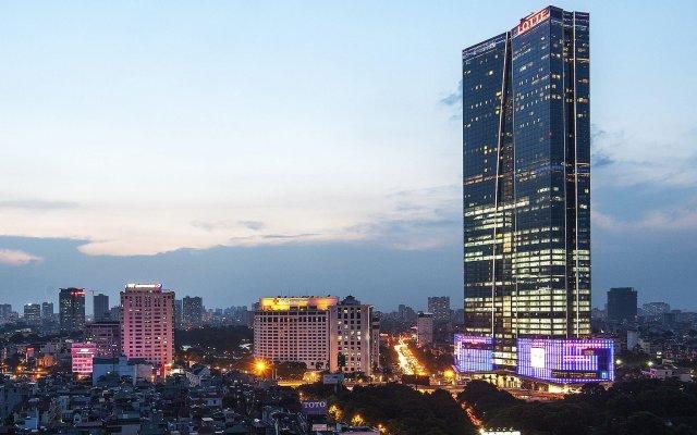 Отель Lotte Hanoi Ханой