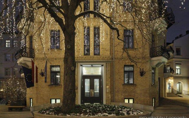 Отель Bergs — Small Luxury Hotels of the World Латвия, Рига - отзывы, цены и фото номеров - забронировать отель Bergs — Small Luxury Hotels of the World онлайн вид на фасад