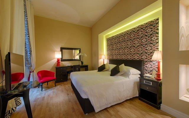 Grand Hotel Cavour комната для гостей