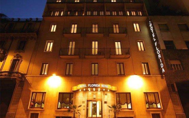 Hotel Florida вид на фасад
