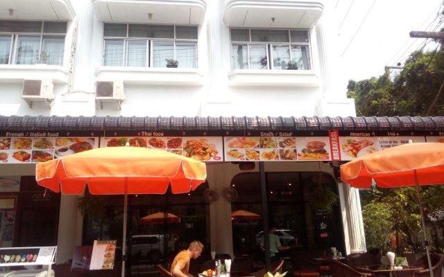 Отель FnB hotel Таиланд, Паттайя - отзывы, цены и фото номеров - забронировать отель FnB hotel онлайн вид на фасад