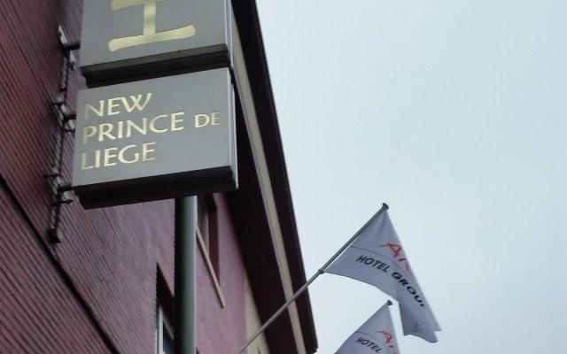 Отель Prince de Liege Бельгия, Брюссель - отзывы, цены и фото номеров - забронировать отель Prince de Liege онлайн вид на фасад