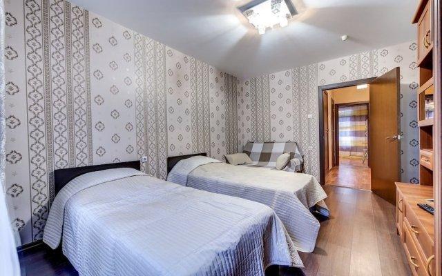 Апартаменты AG Apartment Kollontay 5-1 комната для гостей
